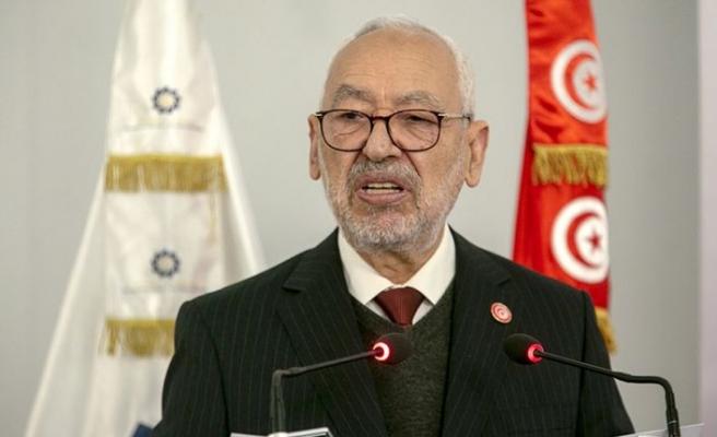 Tunus'takiNahdaHareketi lideri ve Meclis BaşkanıGannuşi, Kovid-19'a yakalandı