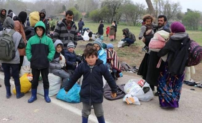 Yunanistan'da sığınmacı çocuklar eğitim hakkından mahrum bırakılıyor