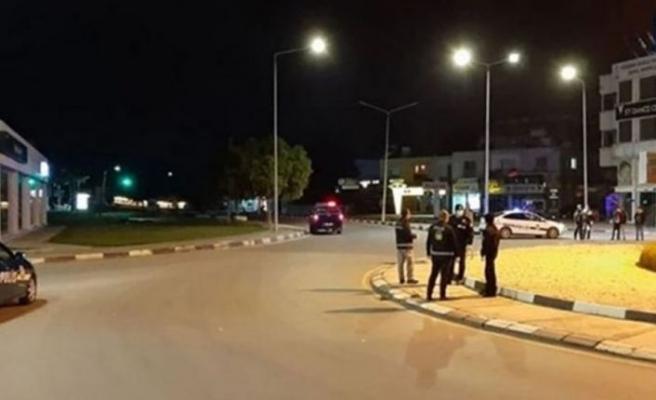 14 kişi sokağa çıkma yasağını ihlal etti