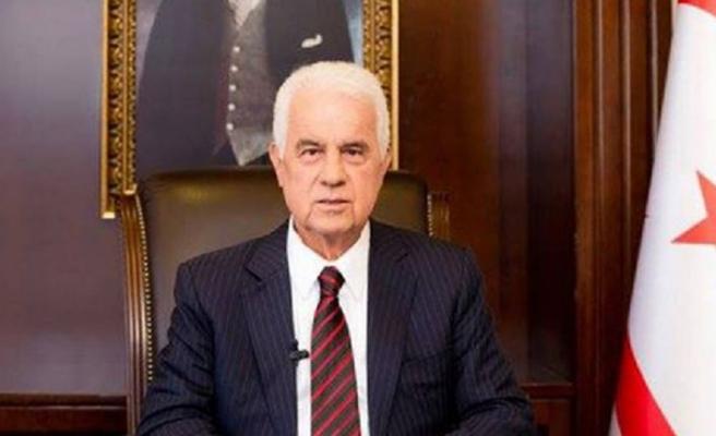 3. Cumhurbaşkanı Eroğlu taburcu oldu