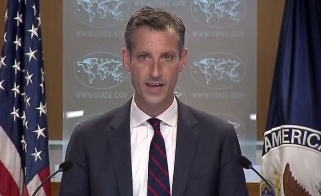 ABD Dışişleri Bakanlığı Sözcüsü: Taliban'ın eylemlerine göre tutumumuzu belirleyeceğiz