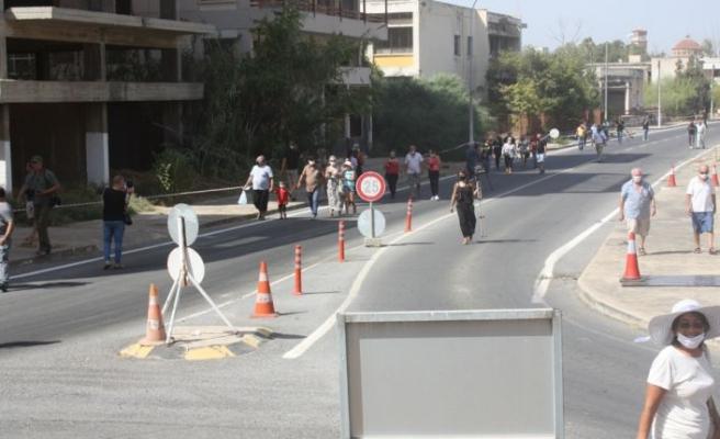 AKEL'den Maraş için uluslararası kampanya