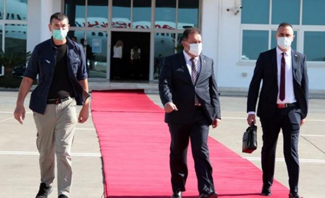 Başbakan Ersan Saner İstanbul'a gitti