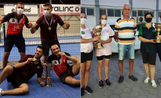 Boccede şampiyonlar belirlendi