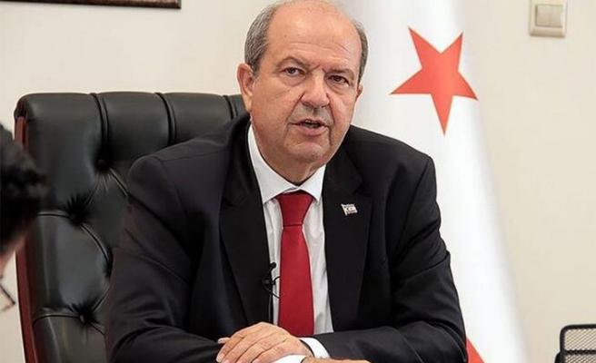 Cumhurbaşkanı Tatar: Suriye kaynaklı petrol sızıntısı konusunda gelişmeleri izliyoruz