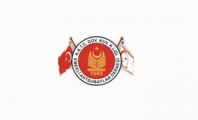 Emekli Astsubaylar Derneği, Erenköy Direnişi'nin 57. Yıl dönümü nedeniyle mesaj yayımladı