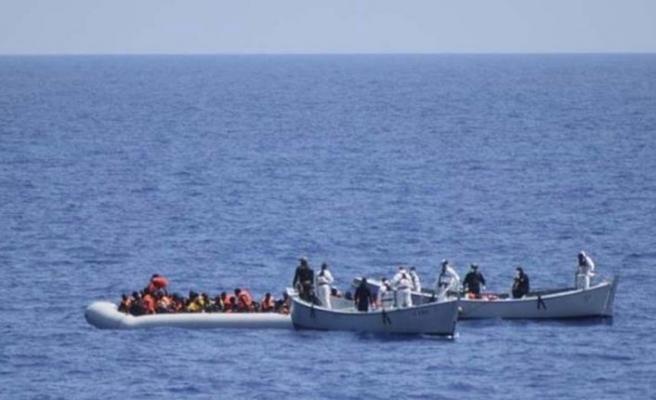 Fas açıklarında 5 günde 438 düzensiz göçmen kurtarıldı