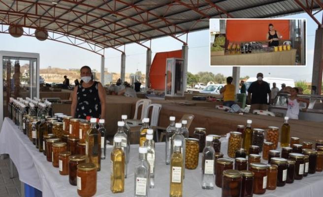 Galatya'da 'Yerel Üretici Pazarı' açıldı