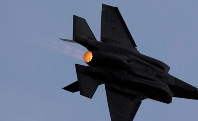 İsrail uçakları, Lübnan'ın güneyinde bazı noktaları vurdu