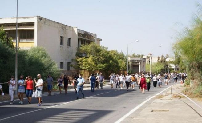 Kapalı Maraş'ta ziyaretçi sayısı 300 günde 180 bin 207'ye ulaştı