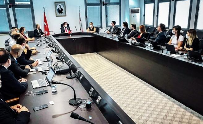 KKTC E-Sağlık sistemine başlangıç toplantısı yapıldı