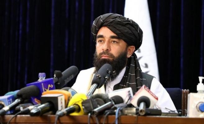 Taliban Sözcüsü: Afganistan'da tüm tarafları kapsayacak 'İslami' hükümet kuracağız
