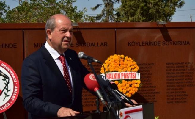 Tatar: Tek uğraşımız ve mücadelemiz 1960 anlaşmalarından sonra elde edilen hakların korunması
