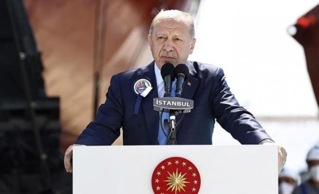 TC Cumhurbaşkanı Erdoğan: Afganistan'ın istikrara kavuşturulması için her türlü çabayı göstermeye devam edeceğiz
