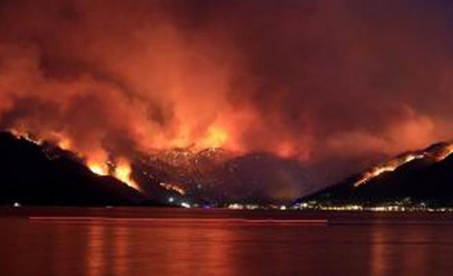 Türkiye'de yangınlarda 5'inci gün! 111 yangın kontrol altında
