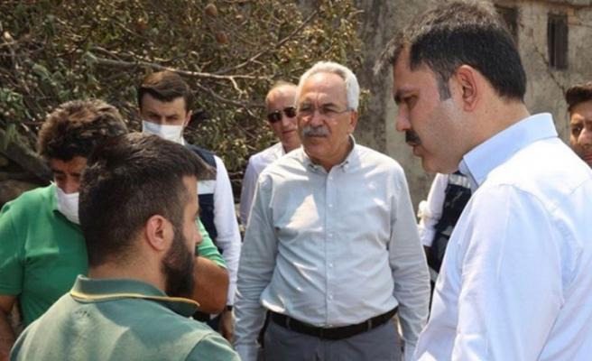 Türkiye'deki yangınlar sonrası hasar tespit çalışmalarına ilişkin ayrıntıları paylaşıldı