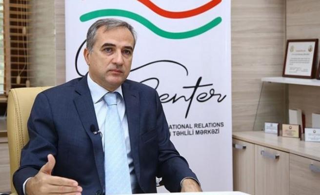 """Bakü'de """"Azerbaycan, Türkiye ve İran ilişkileri"""" konferansı"""