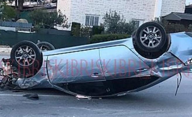 Bir haftada 71 trafik kazası: 1 kişi öldü, 15 kişi yaralandı