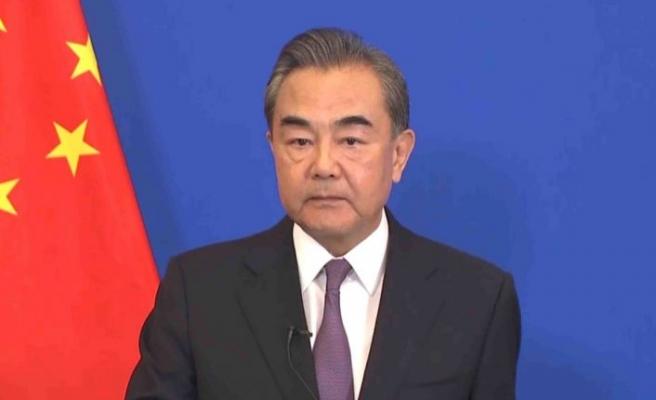 Çin Dışişleri Bakanı Vang Yi, ülkesinin Afganistan'a yardım sağlayacaz dedi