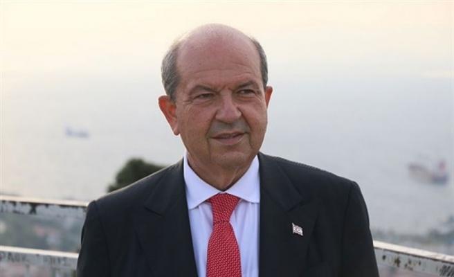 Cumhurbaşkanı Tatar, Kıbrıs'ta 2 devletli çözümü anlatmak için ABD'ye gidecek