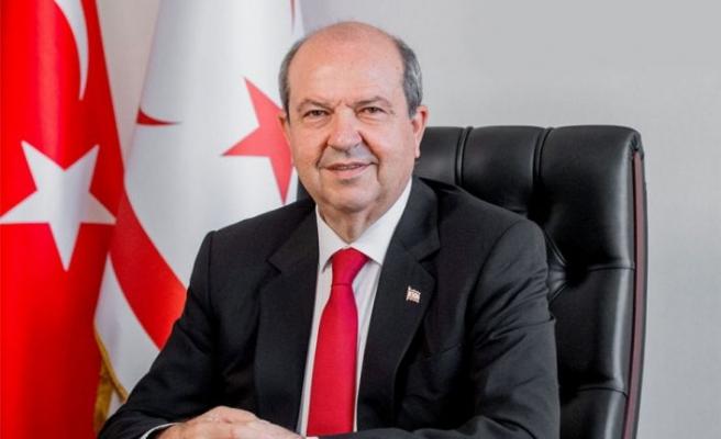 Cumhurbaşkanı Tatar: Oynanan oyun, Kıbrıs'ı tamamıyla Avrupa Birliği'ne almak…