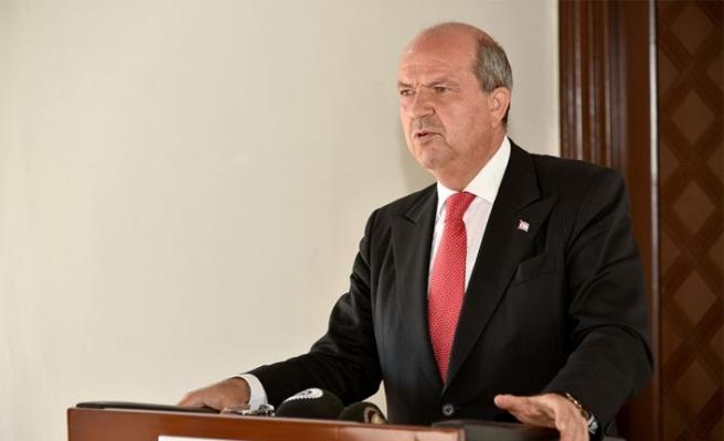 Cumhurbaşkanı Tatar: Uluslararası toplum Kıbrıs Türkü'ne itibarını iade etmeli