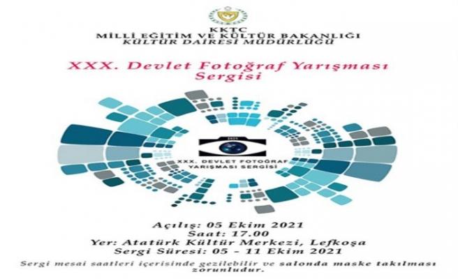 Devlet Fotoğraf Yarışması sergisi 5 Ekim'de AKM'de açılıyor