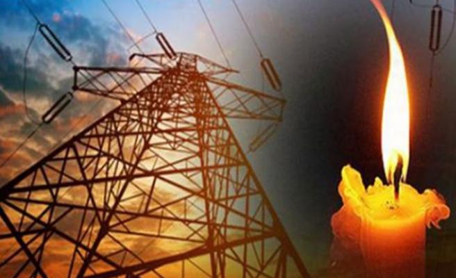 Dikkat Elektrik kesintisi