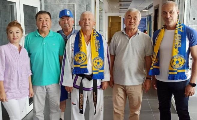 Gökbilen Kırgızistan'da seminer verdi
