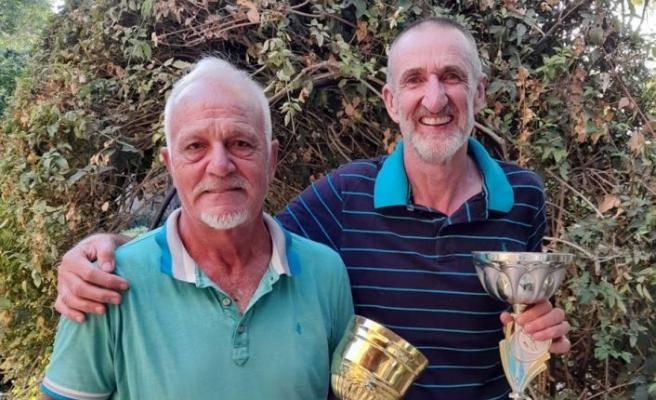Golfta şampiyon İlkay-Murray çifti