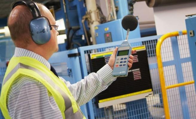 Gürültülü çalışma koşullarıişçileri tehdit ediyor