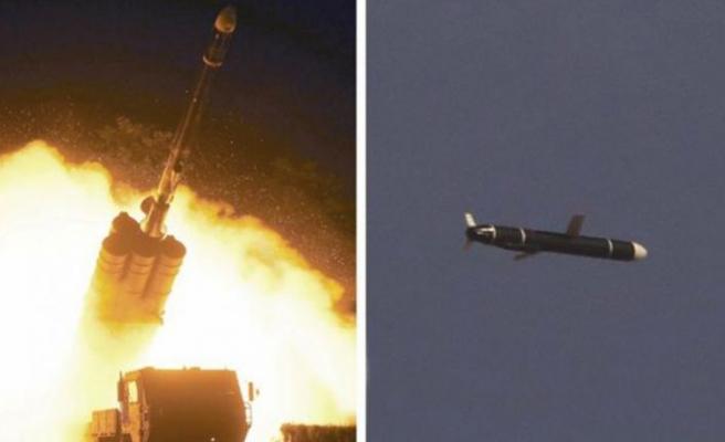 Kuzey Kore, yeni tip bir uzun menzilli füze denemesi gerçekleştirdiğini duyurdu