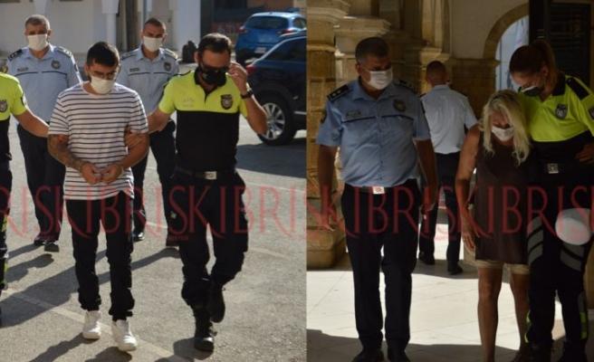 Şentürk teminatla serbest kaldı,Pınardan'ın tutukluluğu uzatıldı