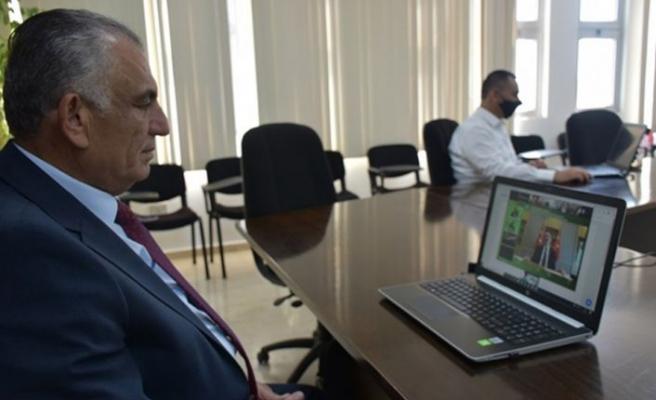 Tarım ve Doğal Kaynaklar Bakanı Çavuşoğlu İslam Gıda Güvenliği Teşkilatı toplantısına gözlemci olarak katıldı