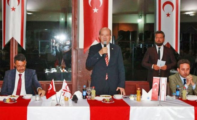 Tatar, Kütahya valisi ve iş adamlarıyla bir araya geldi