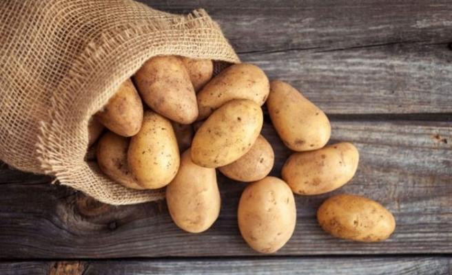 TÜK: Şubelerde sofralık patates satışları devam ediyor