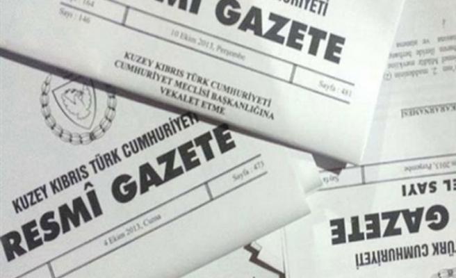 Yerel İşgücü İstihdamının Desteklenmesi (değişiklik) tüzüğü Resmi Gazete'de yayımlandı