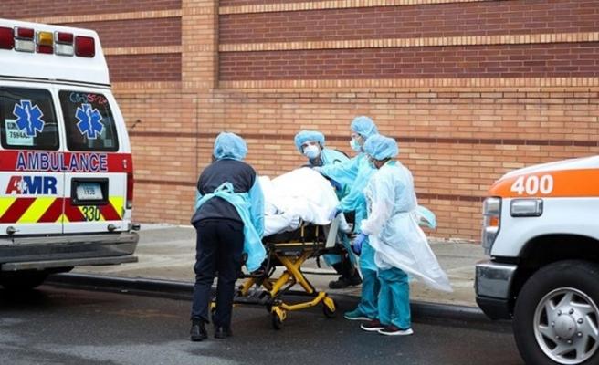 """ABD'de Hazirandan bu yana 90 bin """"önlenebilir"""" Kovid-19 ölümü yaşandı"""