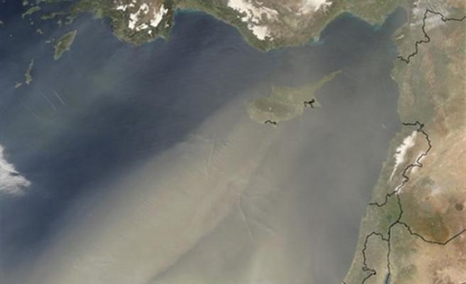 Afrika üzerinden gelen tozlu hava 3 gün boyunca etkili olacak