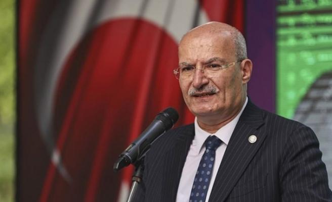 """ATO Başkanı Baran: """"Ekonomisi güçlü bir KKTC için her türlü katkıyı sağlamaya hazırız"""""""