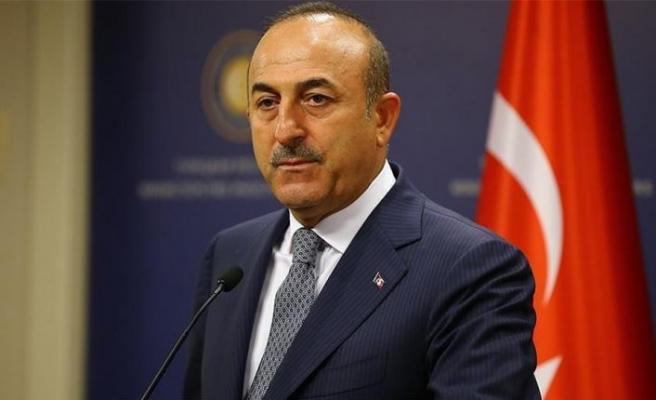 """Çavuşoğlu: """"Haklarımızı ve Kıbrıs Türklerinin haklarını sonuna kadar savunuruz"""""""