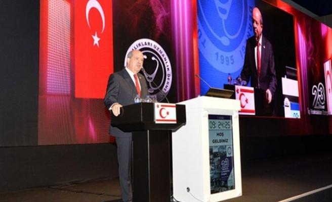 Cumhurbaşkanı Tatar, Ulusal İç Hastalıkları Kongresi'nin açılışına katıldı