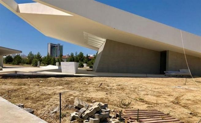 Denktaş'ın anıt mezarının bulunduğu parkın projesinin hazırlanması ile ilgili karar Resmi Gazete'de