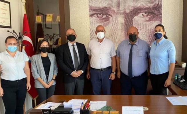 Mehmetçik İmar Planı için Birleşik Kurul toplandı