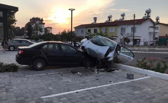 Polis, geçen hafta biri ölümlü toplam 68 trafik kazası meydana geldiğini açıkladı