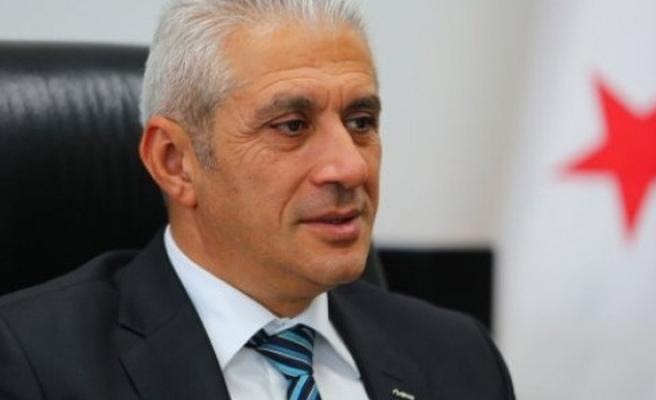 Taçoy Anastasiadis'in açıklamalarını eleştirdi