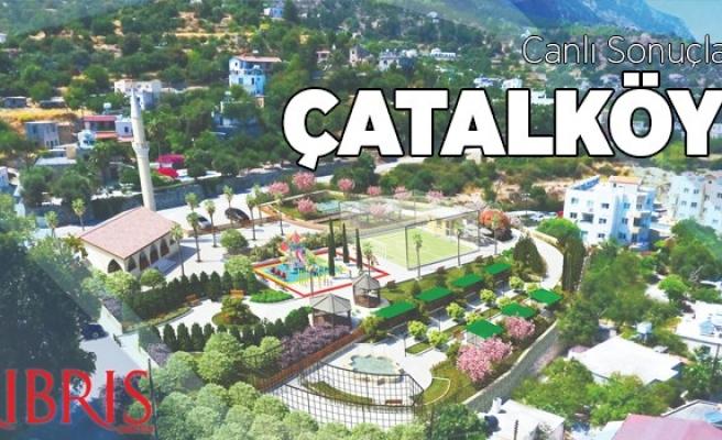 Çatalköy'de Hulusioğlu garantiledi