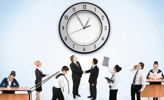VİDEOLU: Mesai saatleri Pazartesi değişiyor