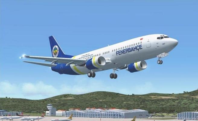 Fenerbahçe'yi taşıyan uçak Budapeşte'ye zorunlu iniş yaptı!