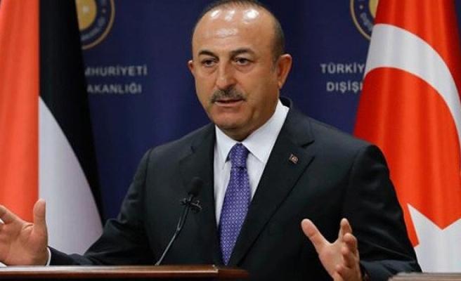 Çavuşoğlu: Kıbrıs müzakerelerine laf olsun diye başlamak anlamsız